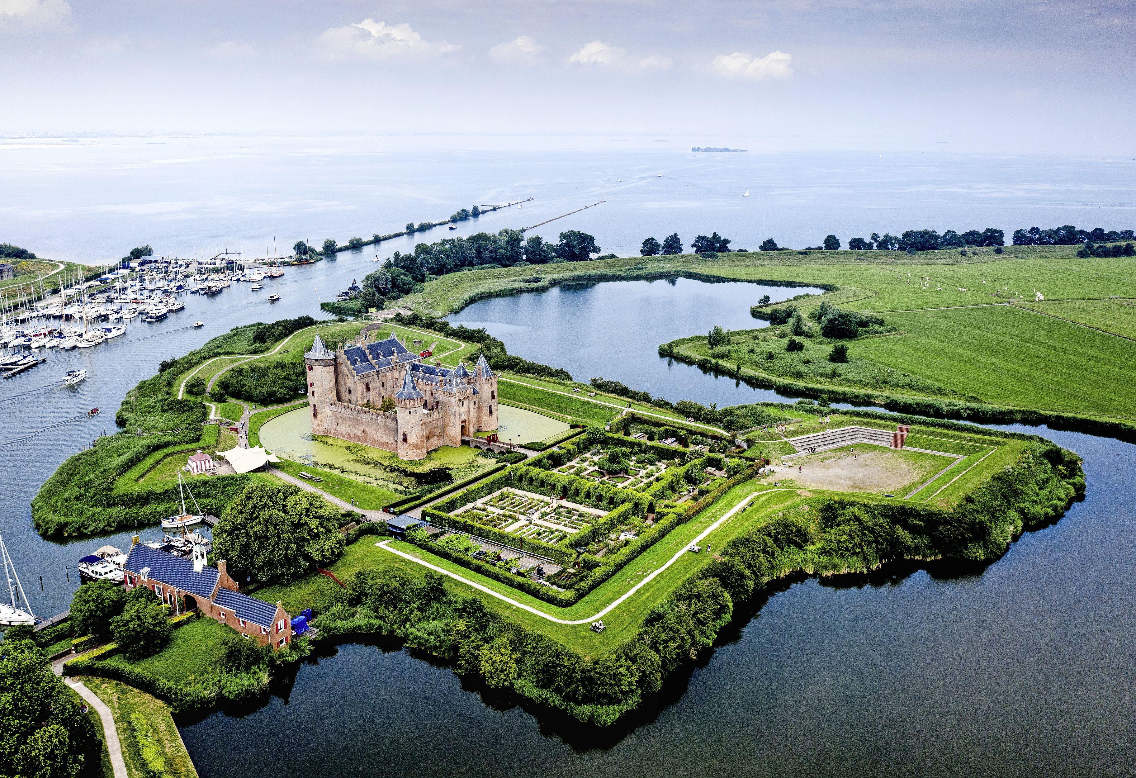 Unesco: Nieuwe Hollandse Waterlinie toegevoegd aan werelderfgoedlijst