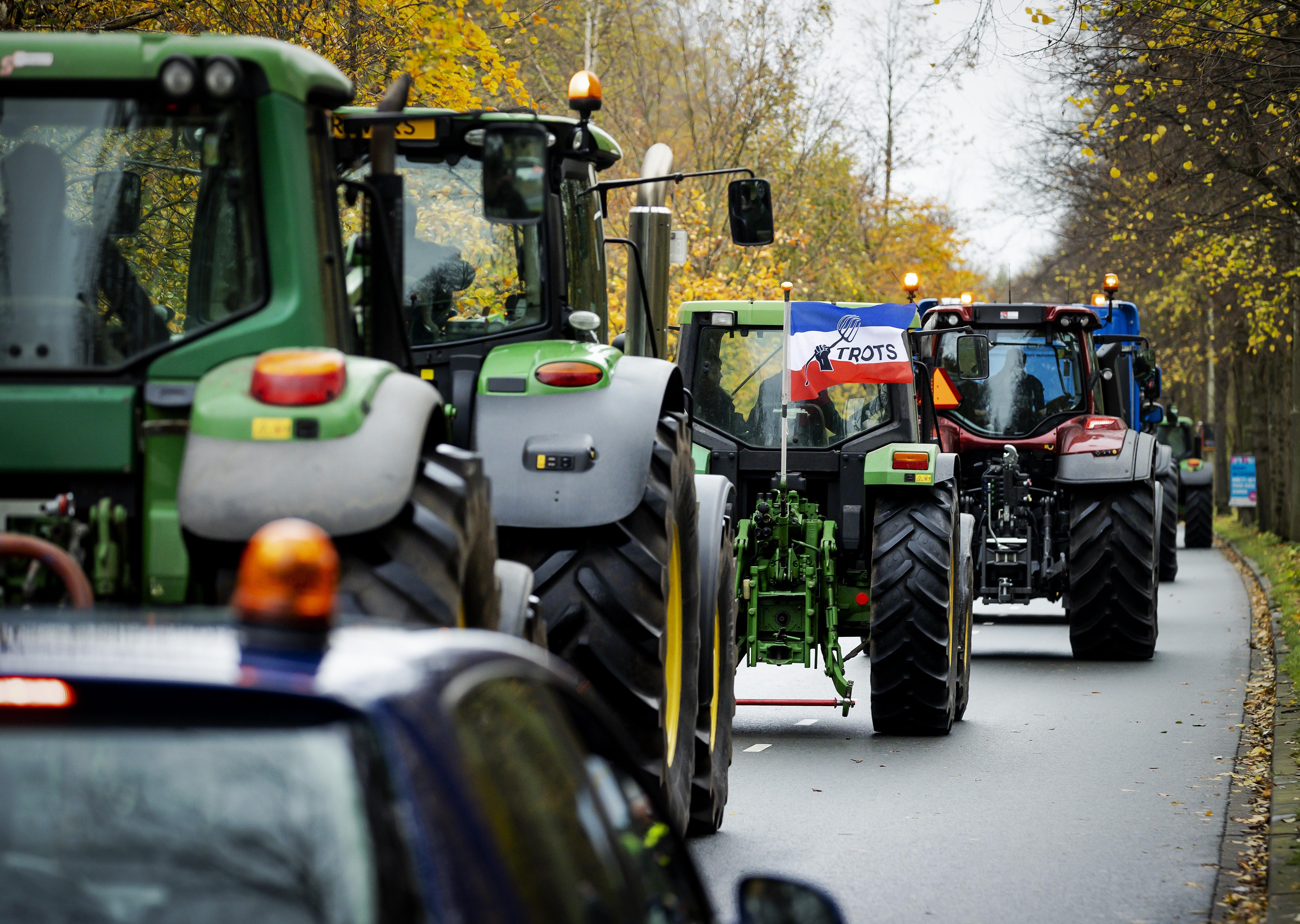 Boeren: vreselijk bericht over Peter, maar protestacties gaan door
