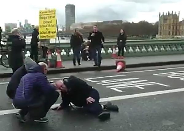 Leerlingen uit Krommenie zien slachtoffers aanslag Londen
