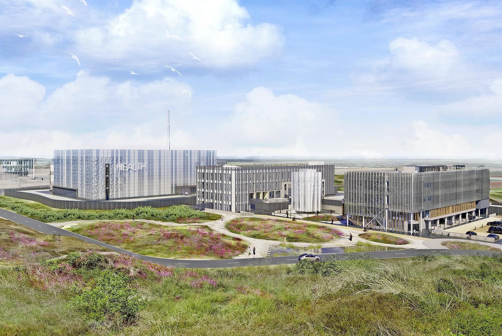 Flinke nieuwe domper voor nieuwe reactor in Petten: Geen 700 miljoen maar zo'n twee miljard euro nodig