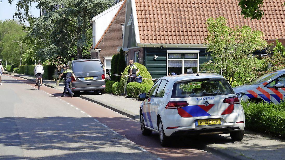 Overleden man aangetroffen in woning Berkhout, politie vermoedt misdrijf