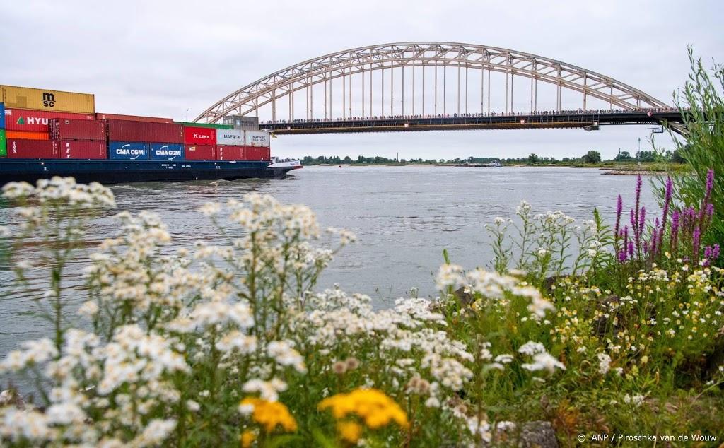 Waalbrug bij Nijmegen gaat weer open