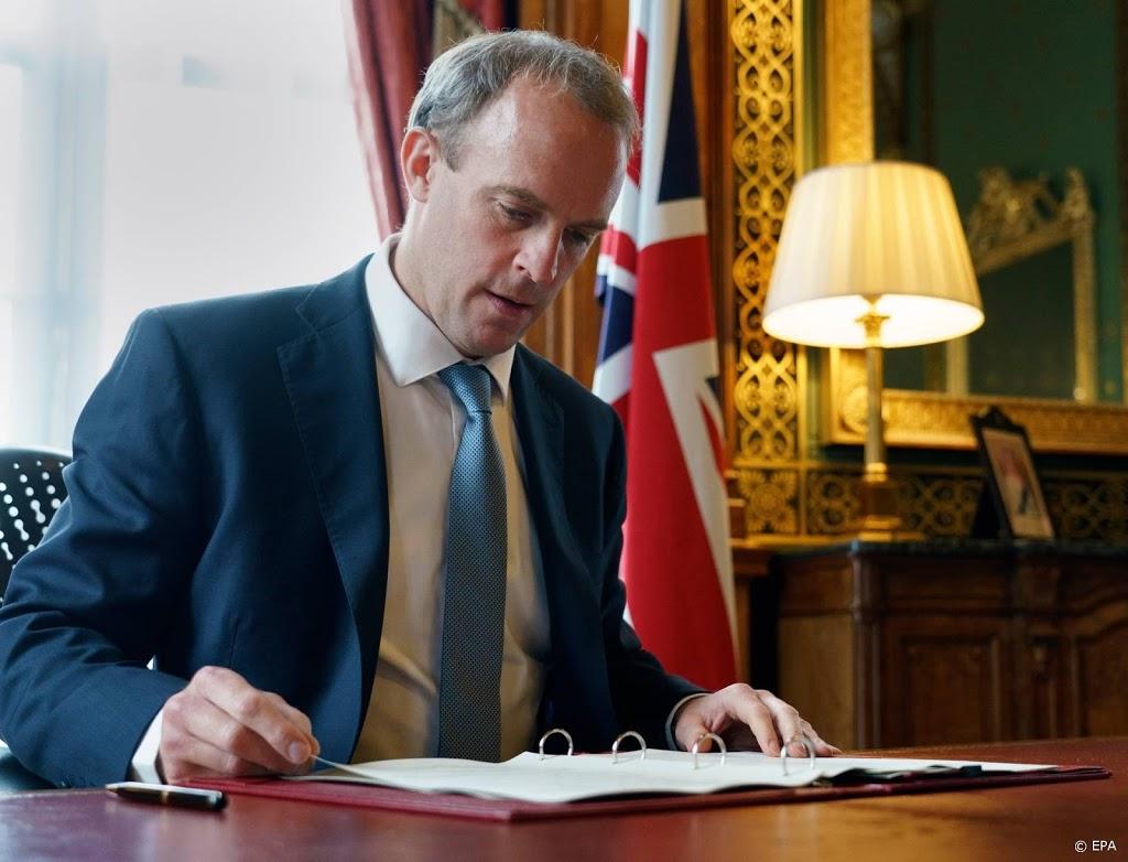 Mailaccount Britse minister gehackt voor Britse verkiezingen