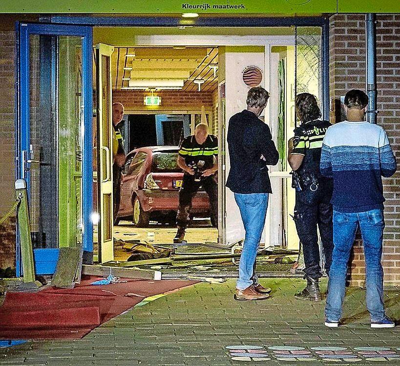 Vader die basisschool in Grootebroek binnenreed staat voor rechter in Alkmaar. 'Grote spijt'