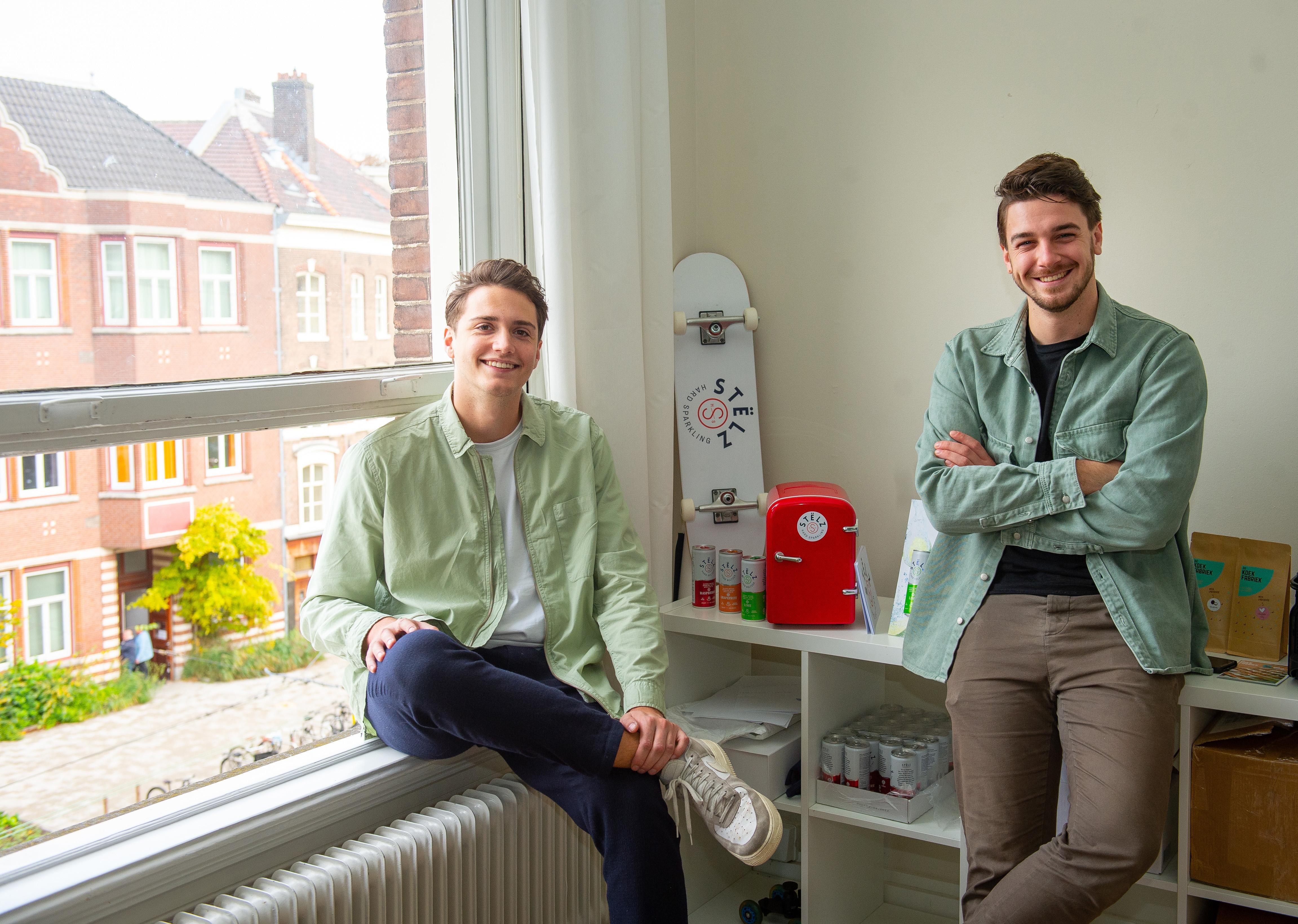 Weinig calorieën, snel aangeschoten: Stëlz van ex-Landsmeerder Milan (25) boort nieuwe alcoholcategorie aan in Nederland