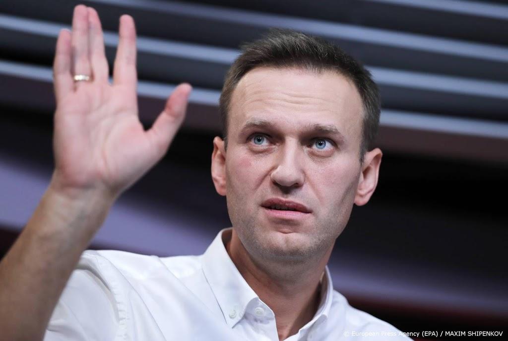 'Navalni wordt vastgehouden buiten Moskou'
