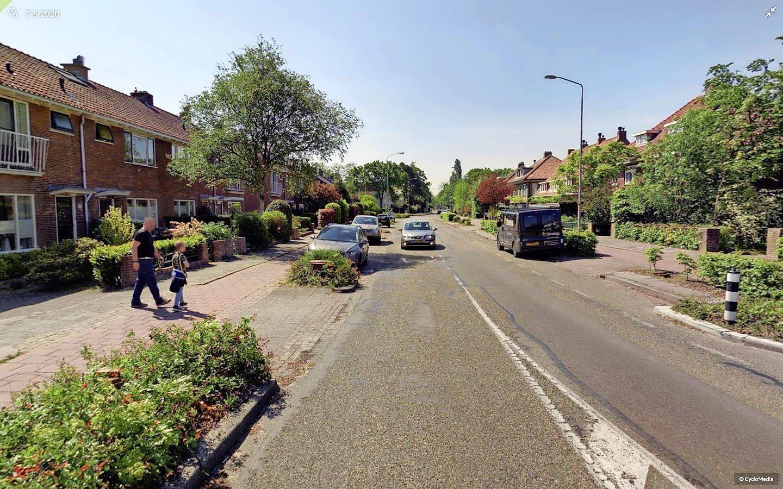 Leidseweg-Noord in Voorschoten vanaf 25 mei bijna een jaar op de schop