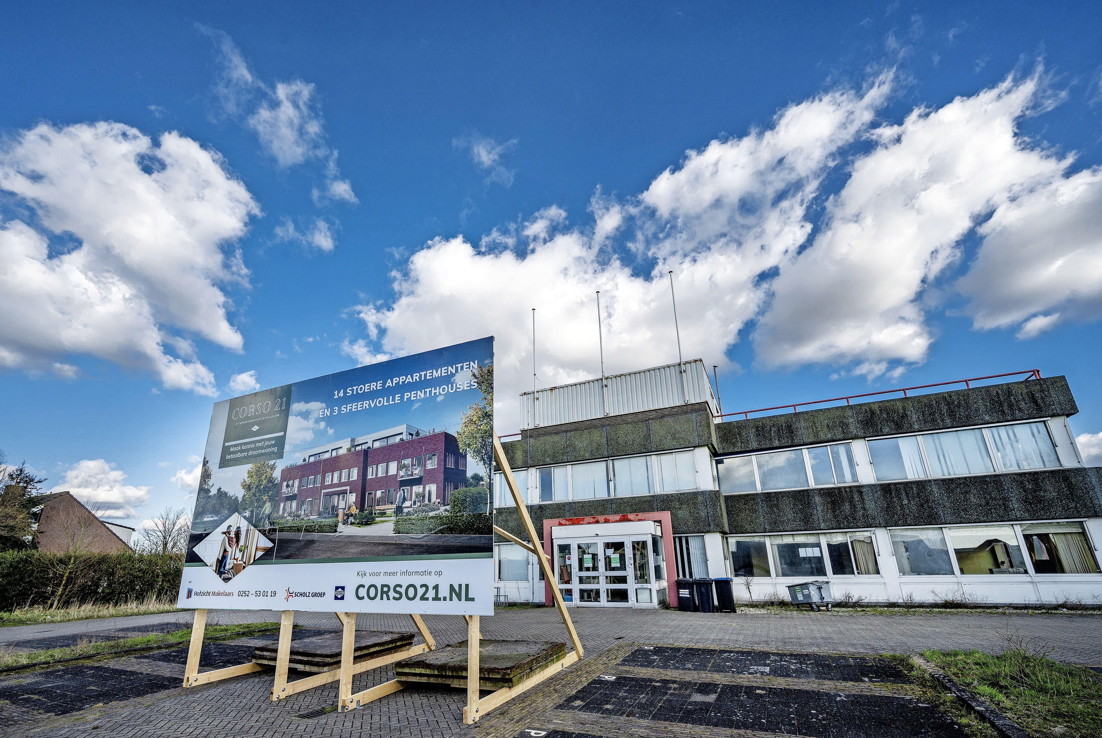 Overweldigende belangstelling voor appartementen in kantoor oude gasfabriek Hillegom