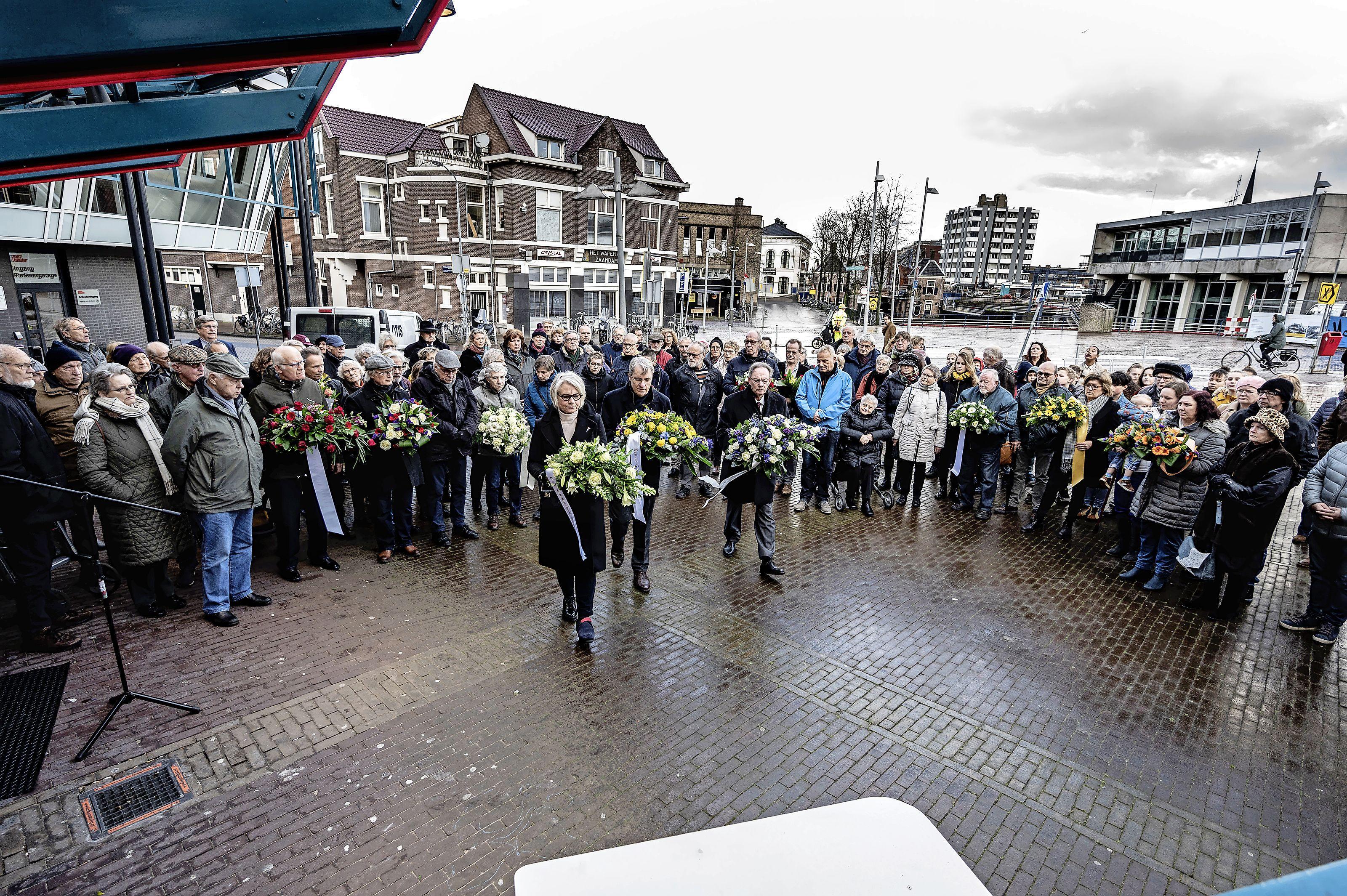 Herdenking Februaristaking Zaandam wegens corona in een ander jasje