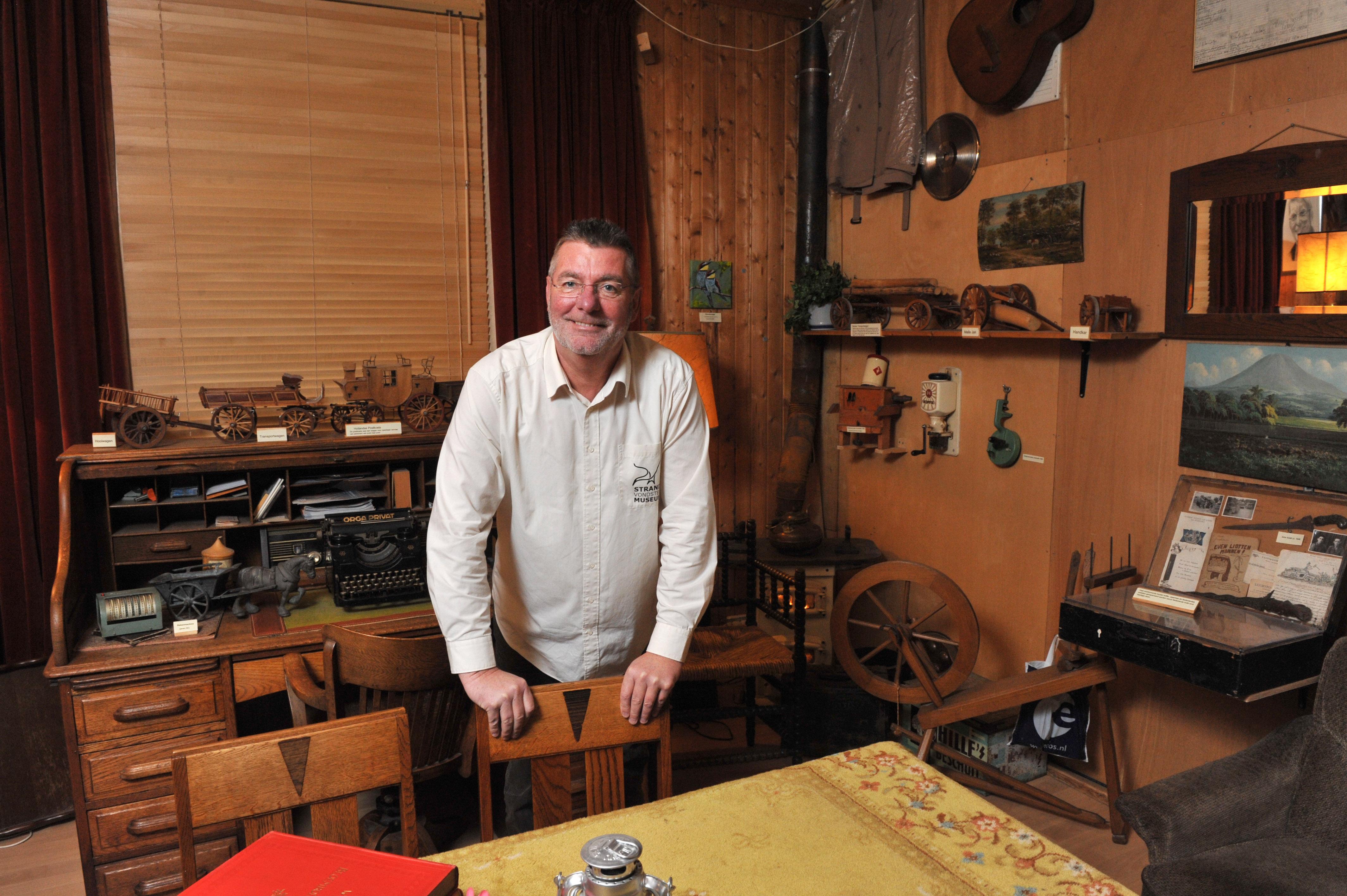Het Strandvondstenmuseum moet de deuren sluiten: 'Ik heb geen eerlijke kans gehad'