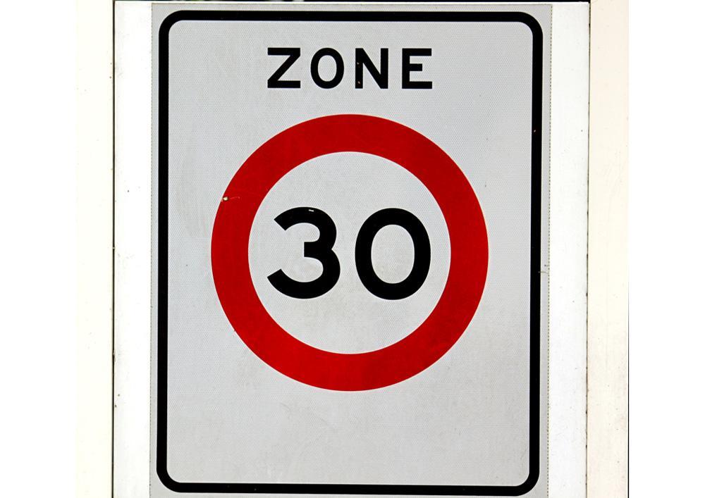 Voorkeur voor 30 km-zone in hart Wieringerwerf