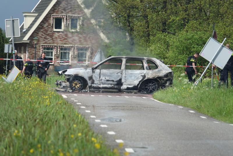 In Broek in Waterland opgepakte overvallers langer vast, doodgeschoten verdachte is 47-jarige Fransman