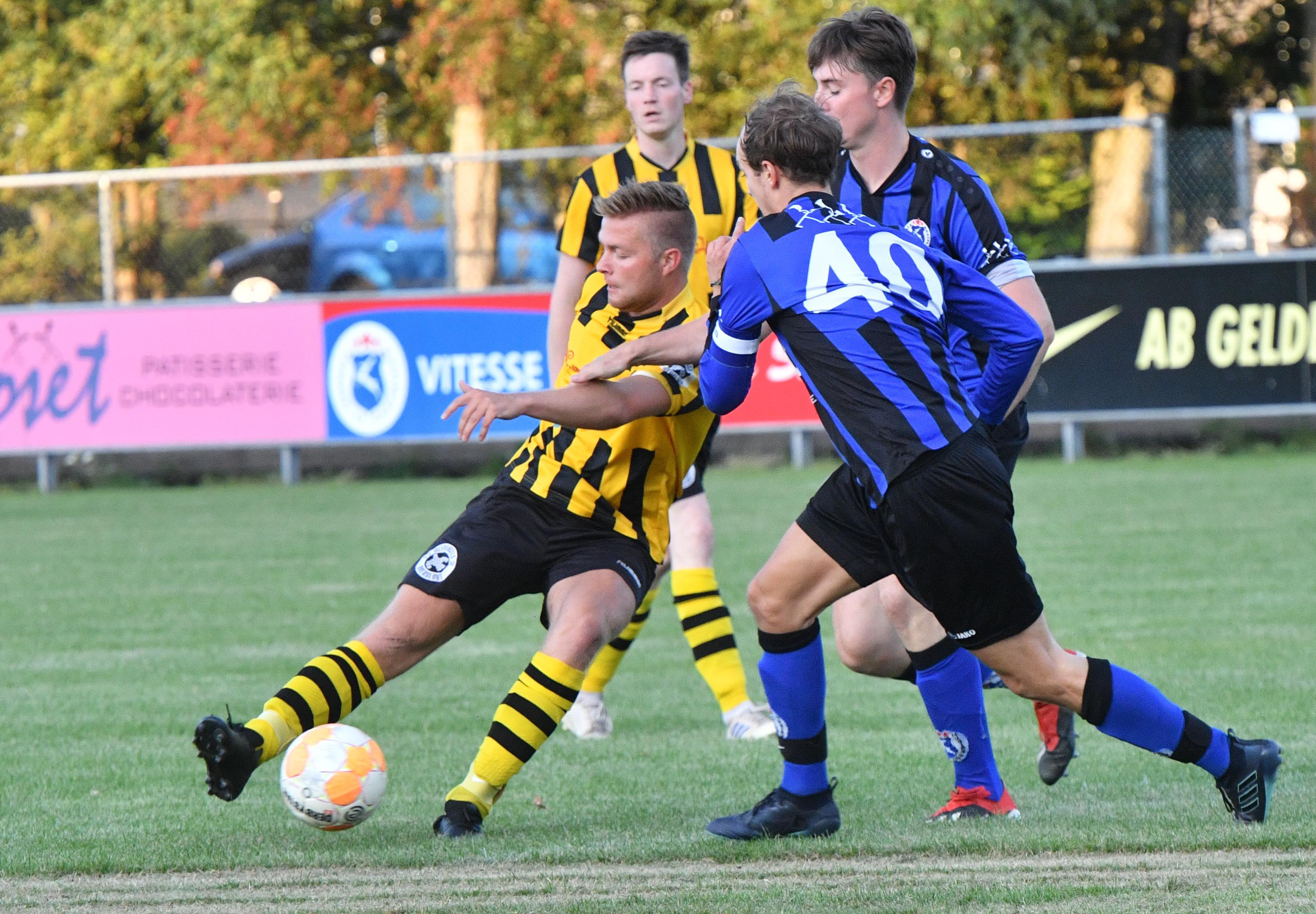 Voetbalclubs uit Castricum spelen toch nog een 'CAL Cup' in coronatijd