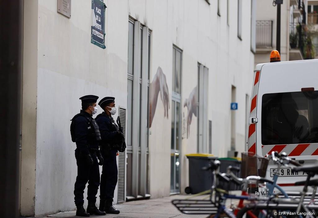 Messentrekker Parijs wilde kantoor Charlie Hebdo in brand steken