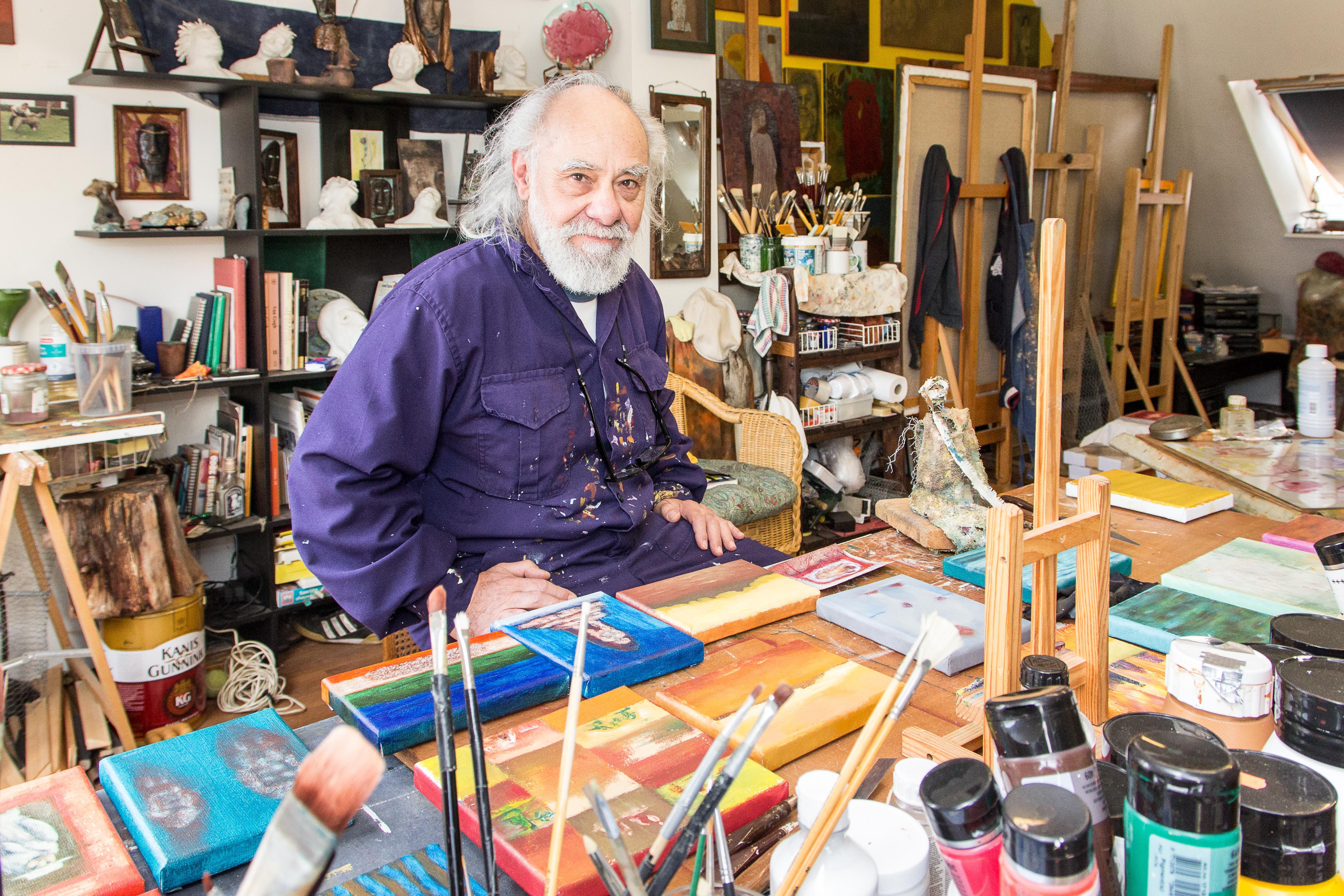 Calvo Torrico zoekt stilte in kleine werken
