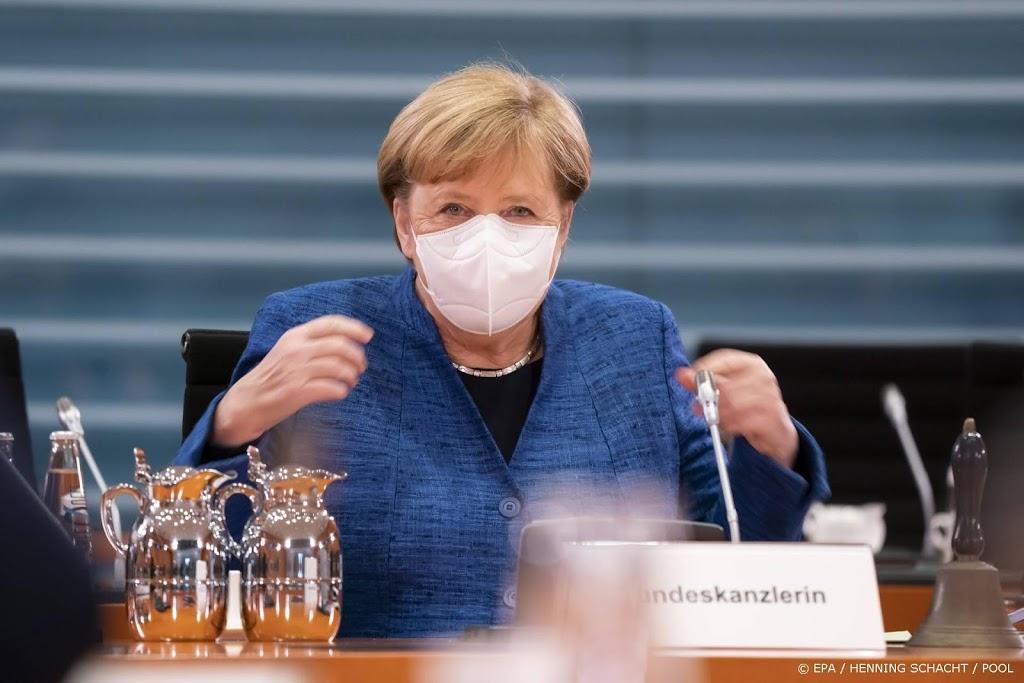 Media: Duitsland gaat weer wat op slot in strijd tegen corona