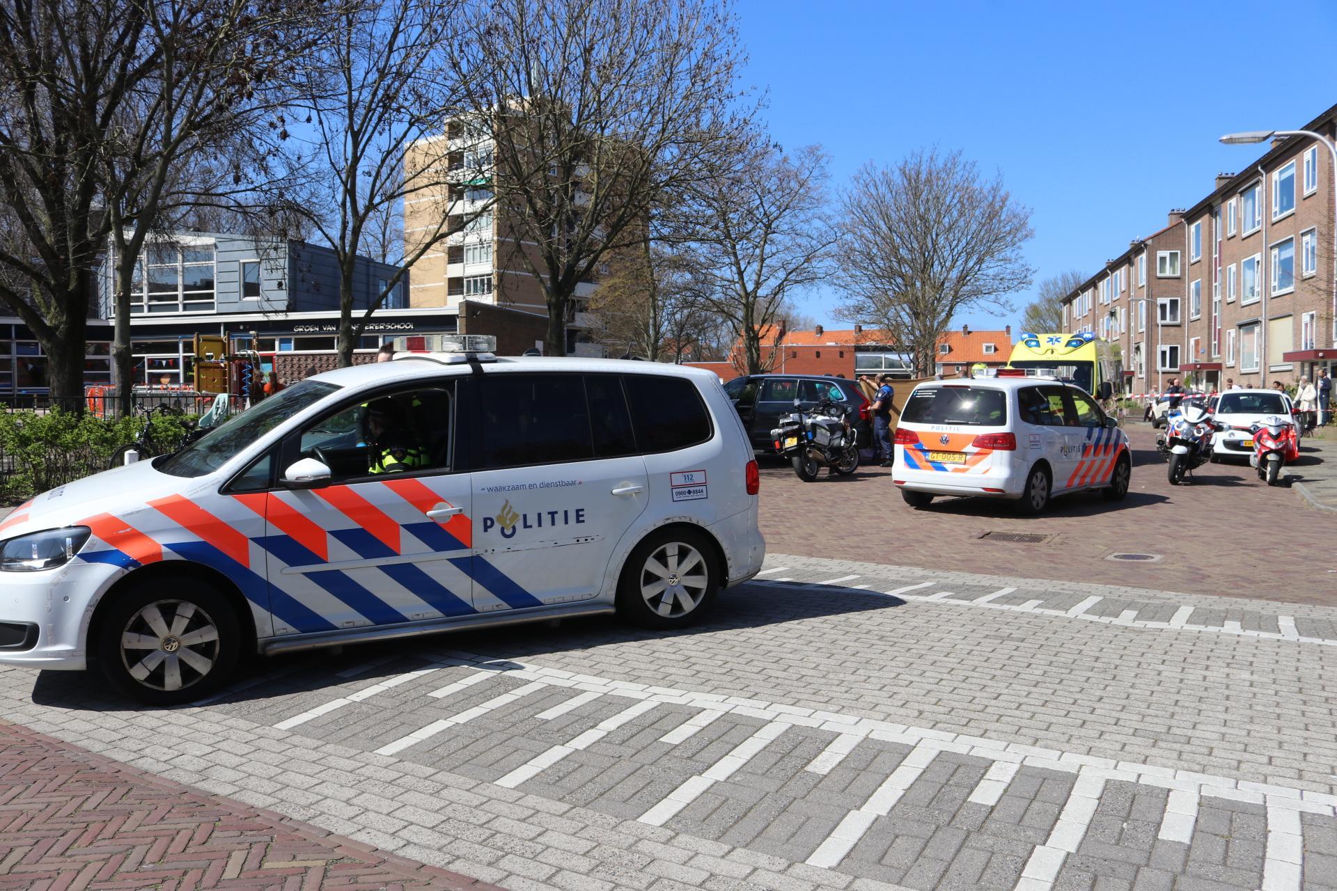 Kind zwaargewond bij aanrijding met auto in Katwijk