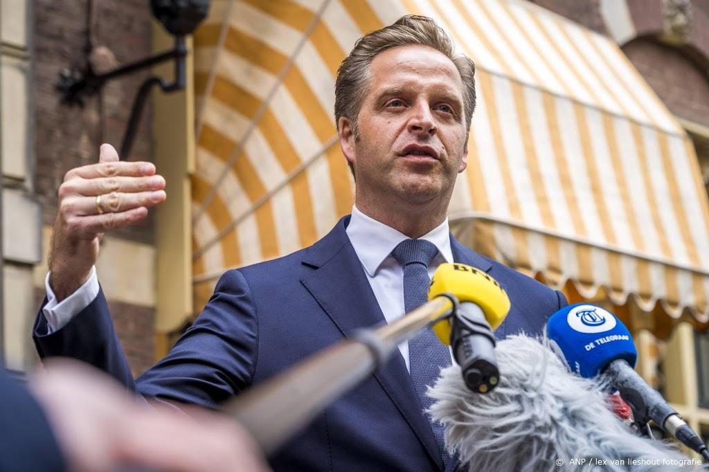 Werkstraf voor bedreigen minister Hugo de Jonge en dochter