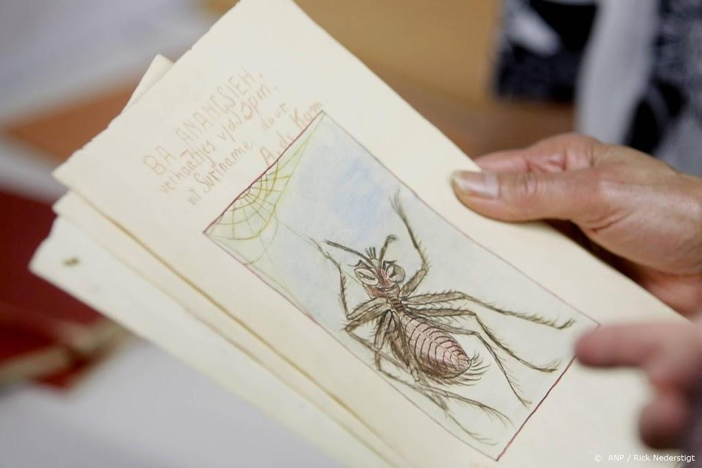 Expo over Surinaamse schrijvers op Literatuurmuseum.nl