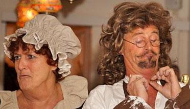 Uit de Tijd: Het fabelachtige verhaal van Jan de Lapper
