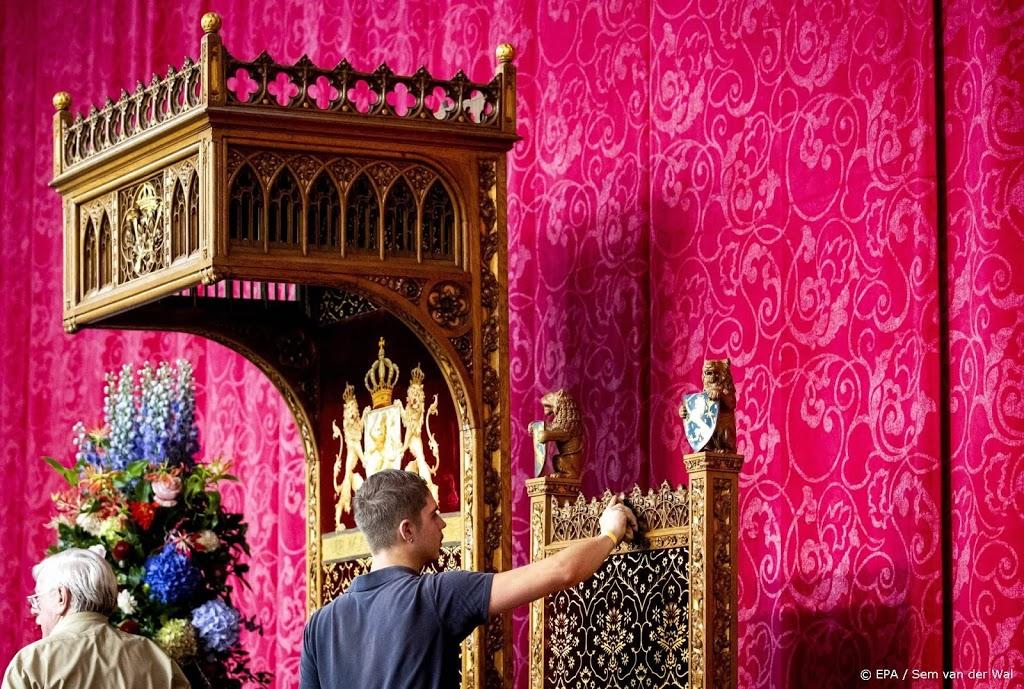 Unieke Prinsjesdag tijdens coronacrisis