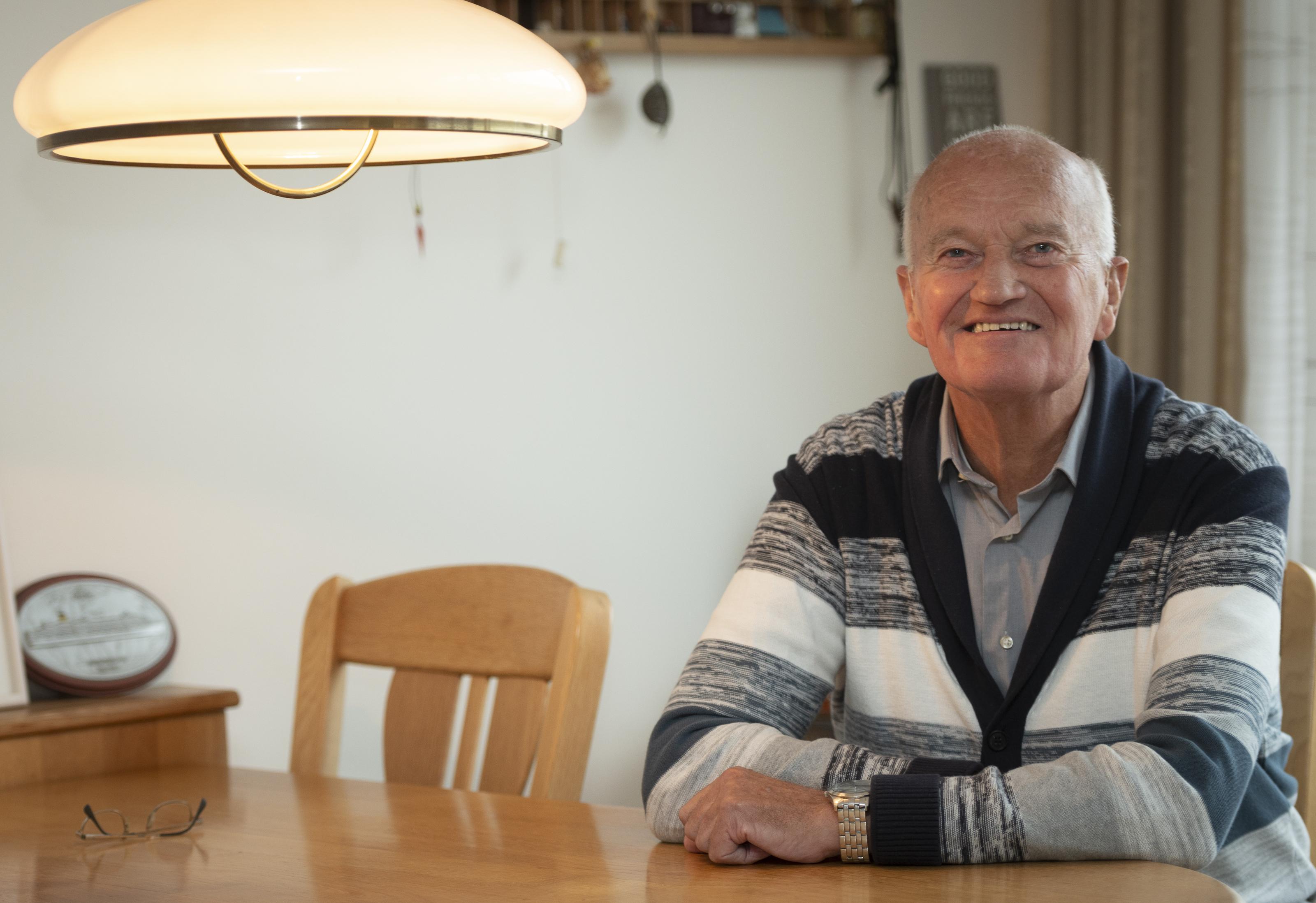 Dirk Vermeij over zijn loopbaan: 'Alles aanpakken wat er op je pad komt'