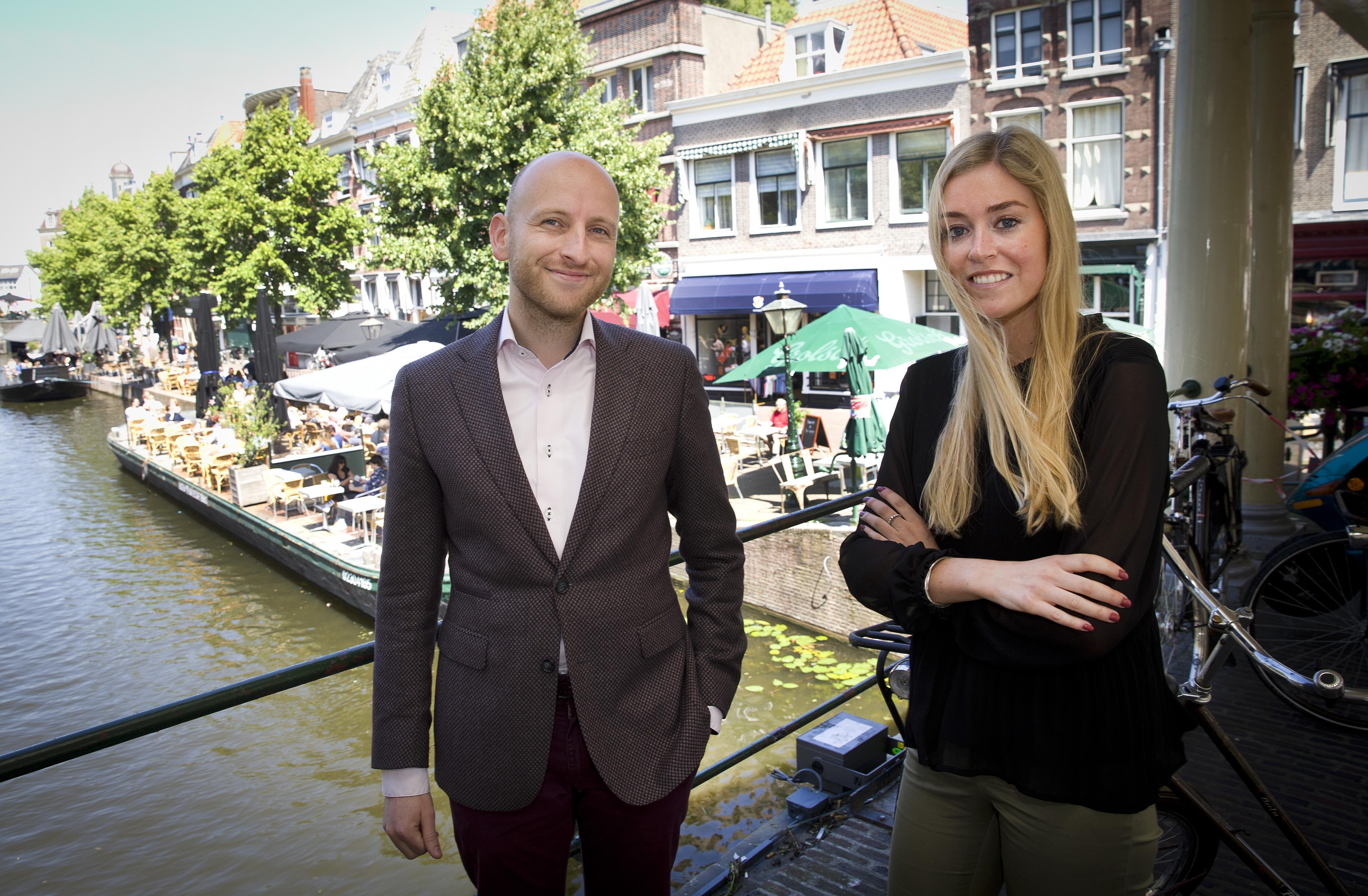 Onderzoekers Raisa Blommestijn (26) en Bart Collard (32) van Universiteit Leiden schrijven pleidooi tegen de afrekencultuur. 'Ik werd Arische prinses genoemd'