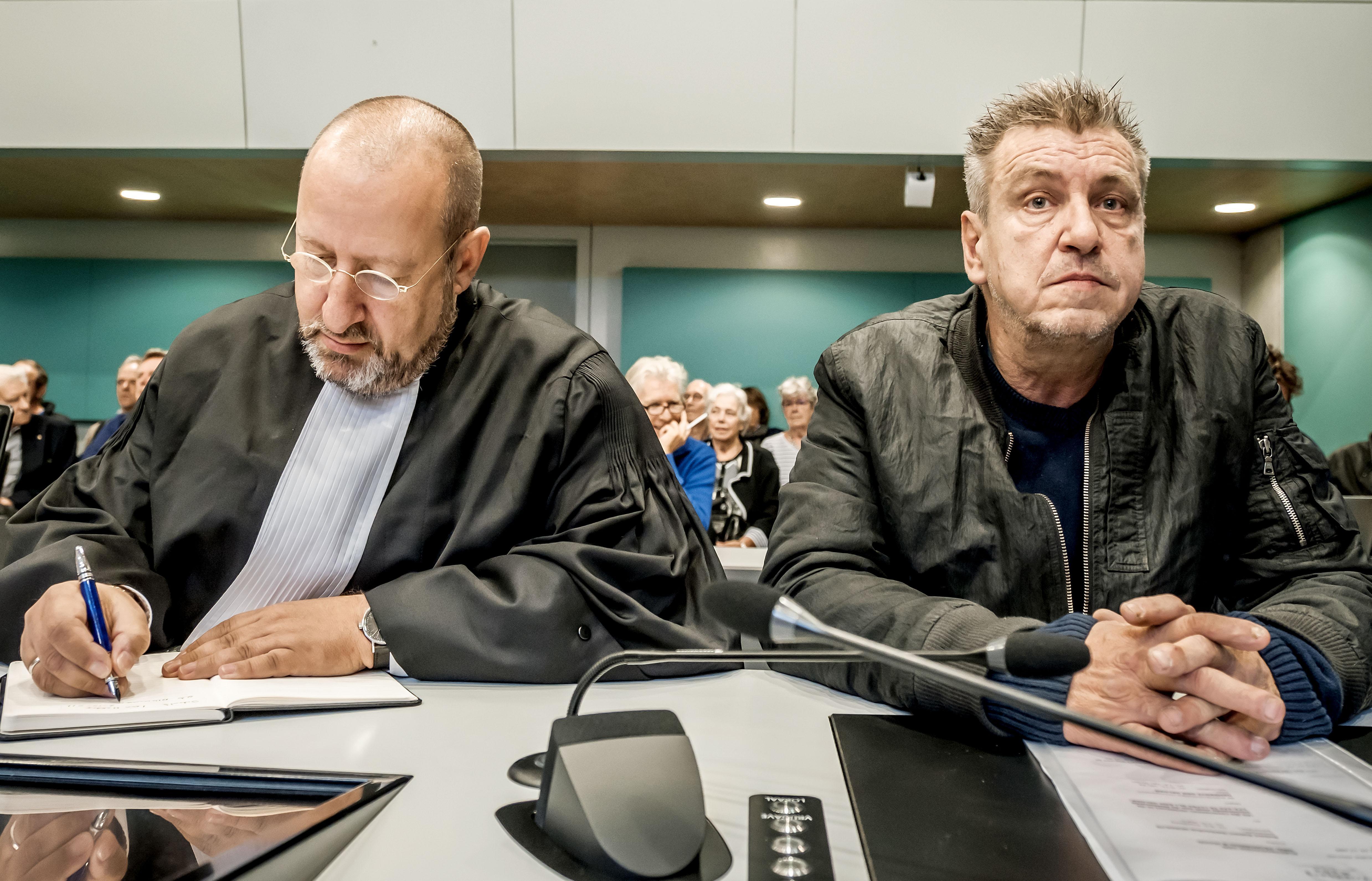 Den Helder wil geld zien van Rob Scholte. Zijn in beslag genomen kunstcollectie wordt mogelijk verkocht