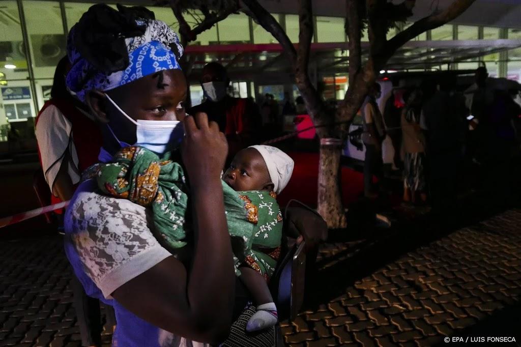 Duizenden mensen gevlucht voor geweld bij gasproject Mozambique