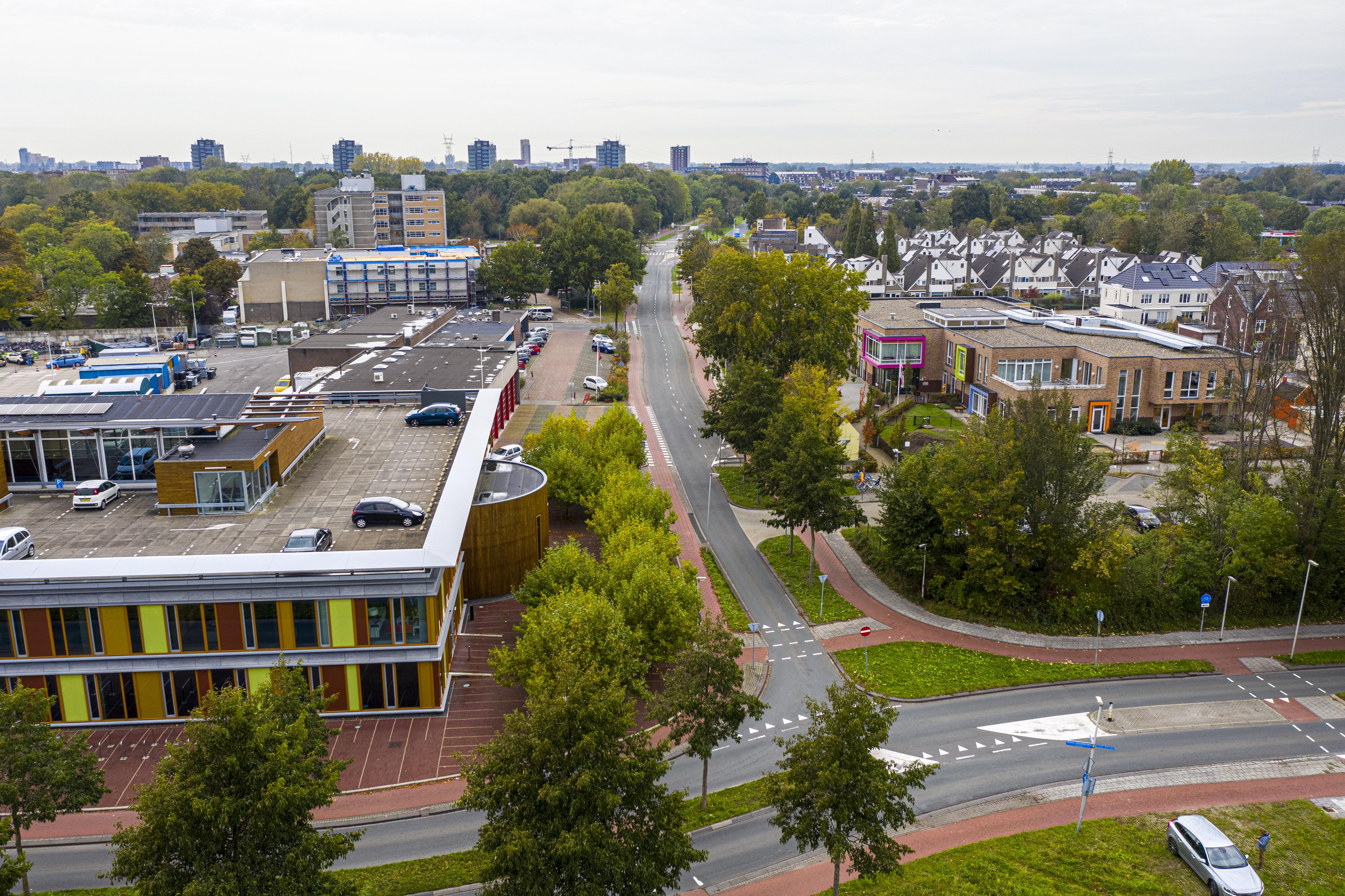 Kritische vragen D66 Leiderdorp over inspraak rond Simon Smitweg
