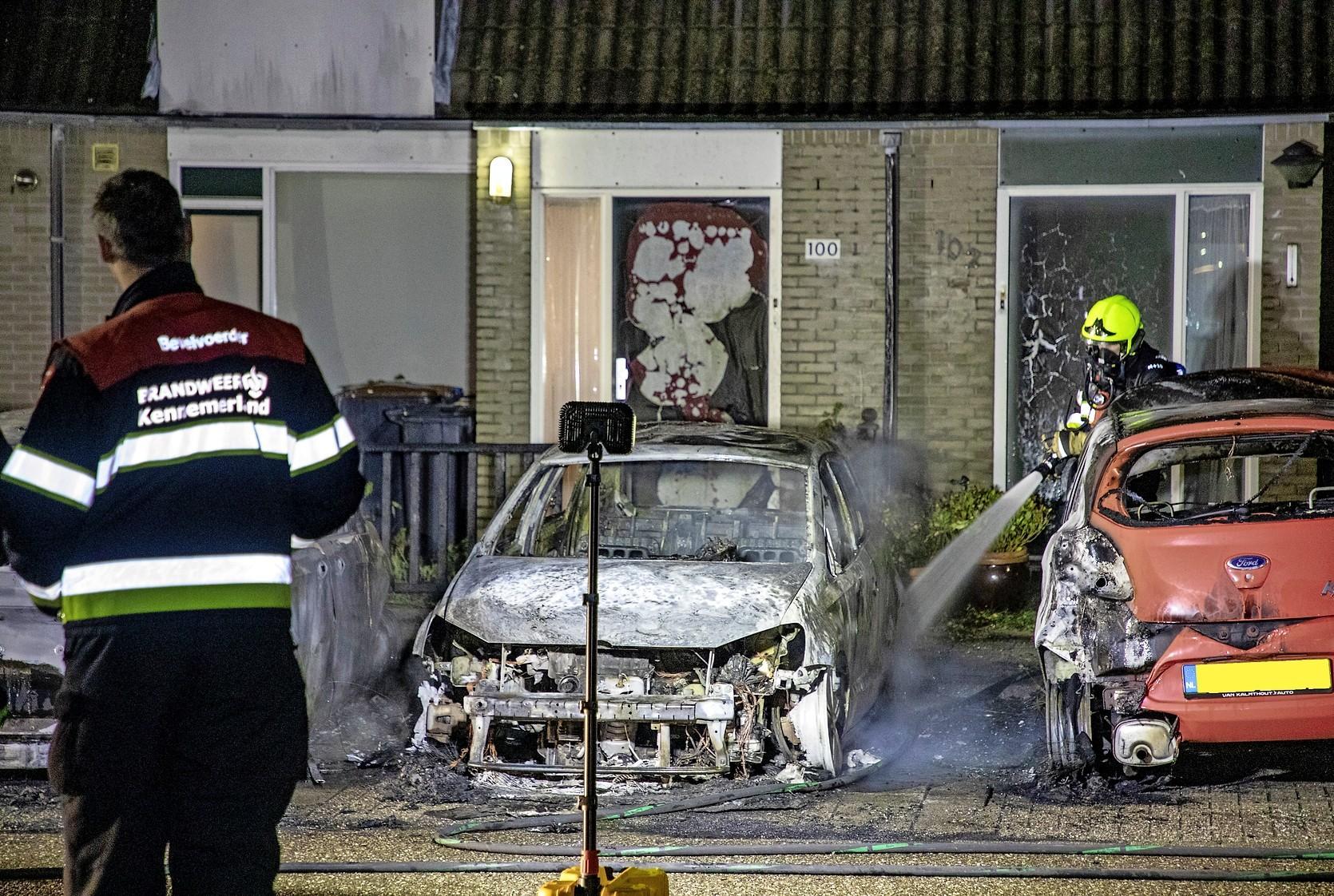 Hoofddorpse brandstichter: 'Ik wil een nieuw leven buiten de gevangenis opbouwen'