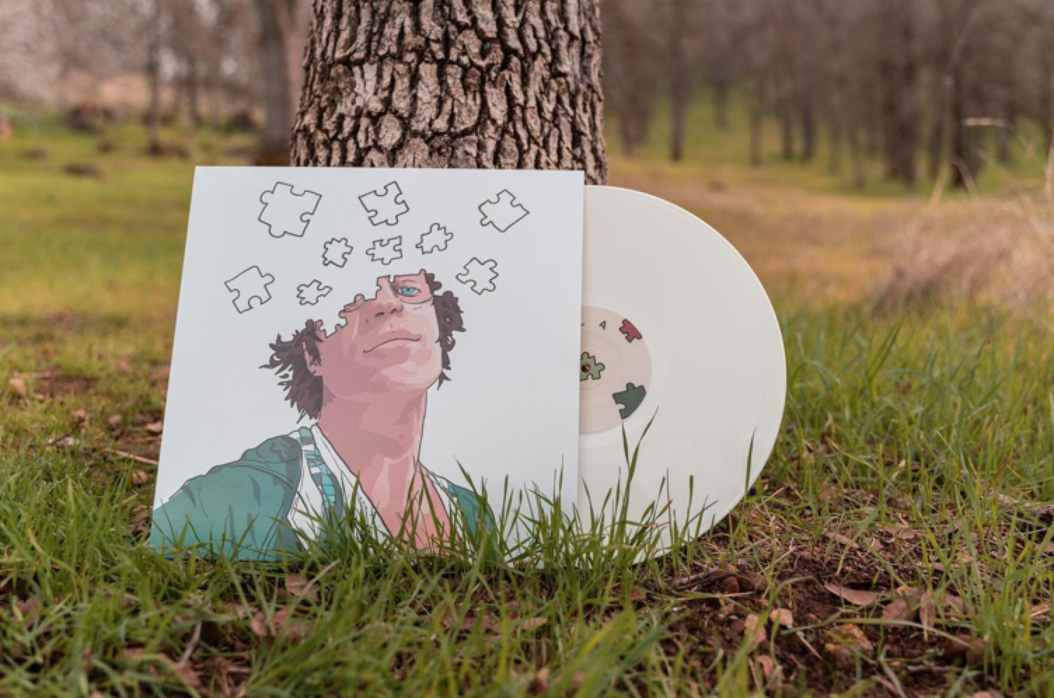 'Australische' artiest Santpoort heeft heimwee naar geboorteplaats en verwerkt dat in zijn muziek: 'Niet alleen heimwee naar mijn familie, maar ook naar de tijd waarin ik kind was' [video]