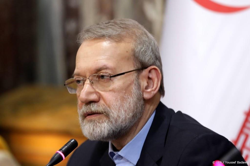 Voormalig Iraanse nucleair onderhandelaar wil president worden