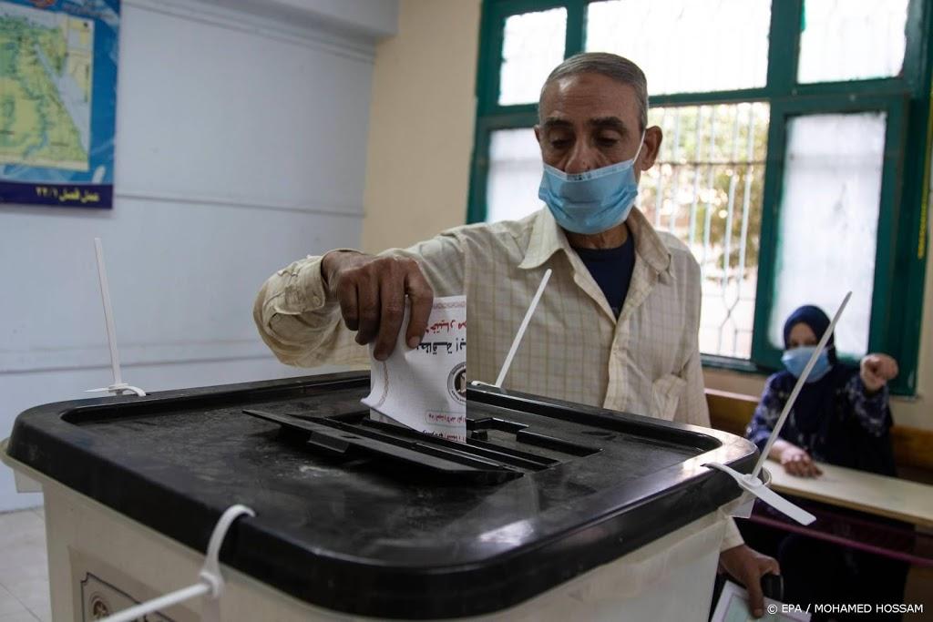 Egyptenaren kiezen nieuw parlement