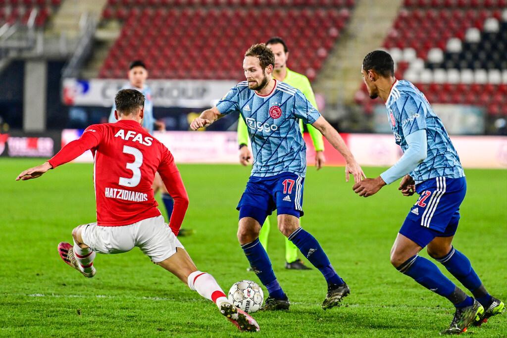 Blind beleeft met Ajax een super maand januari