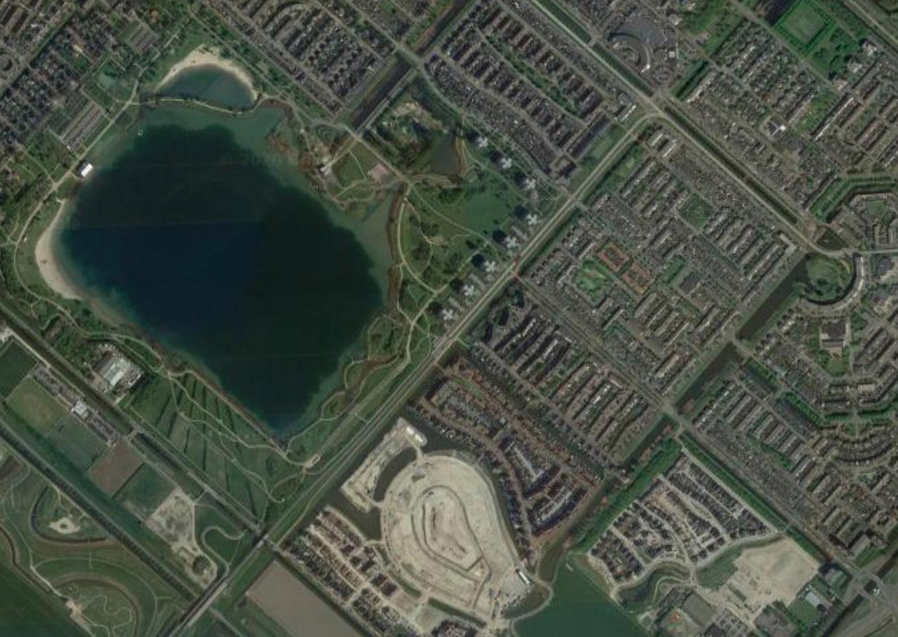 Pad rond de Toolenburgerplas in Hoofddorp wordt verbreed, meer ruimte voor sportieve recreanten