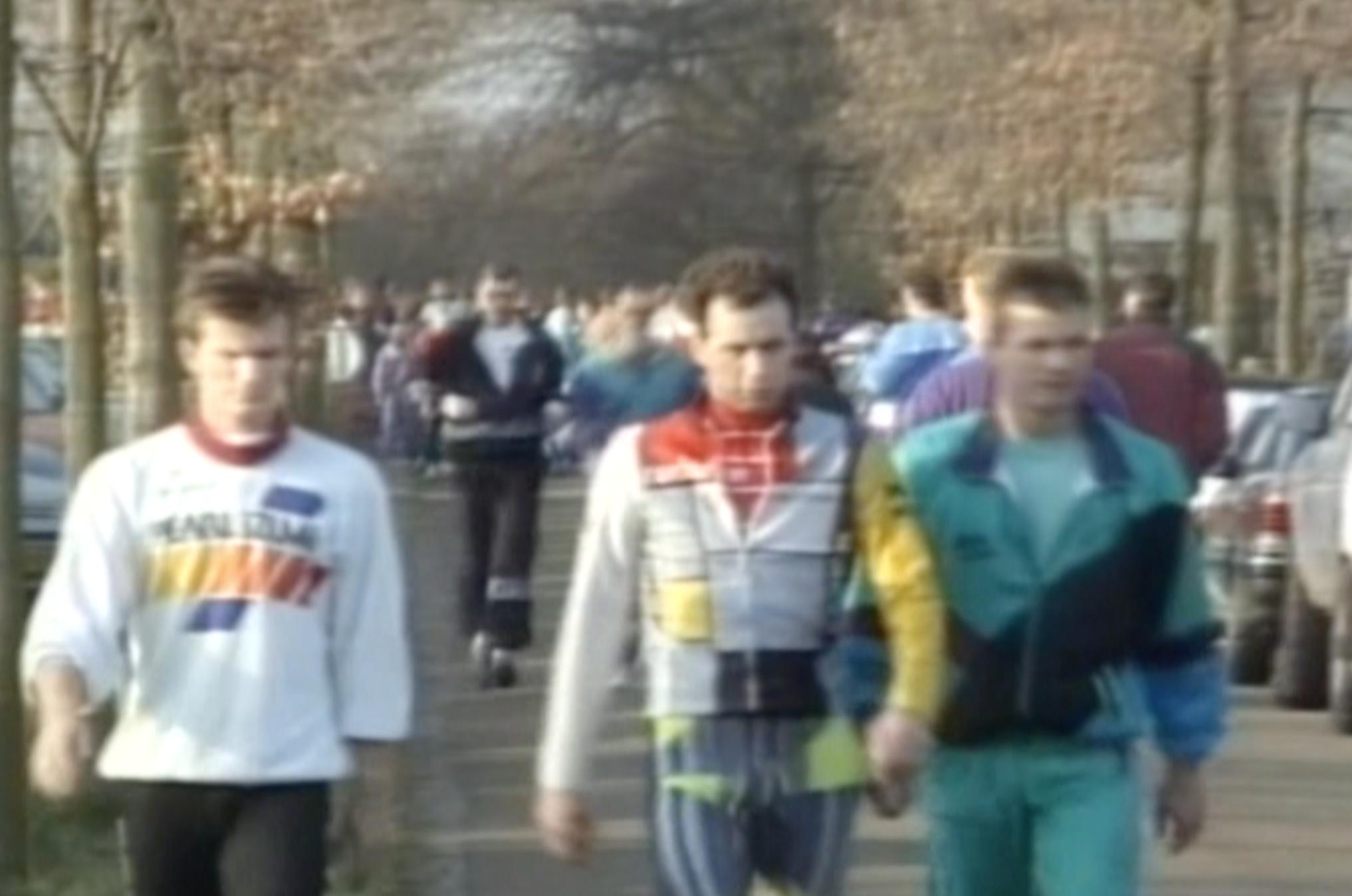 Bewegend Verleden: Oliebollenloop 1991 [video]