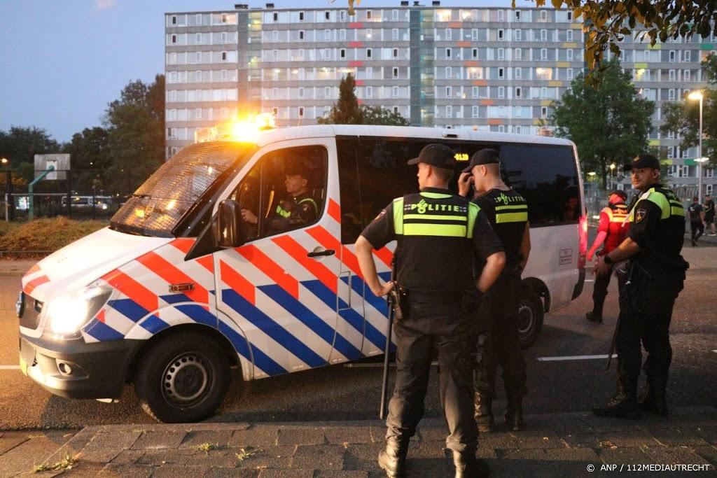 Weer twee verdachten van rellen in Utrecht melden zich