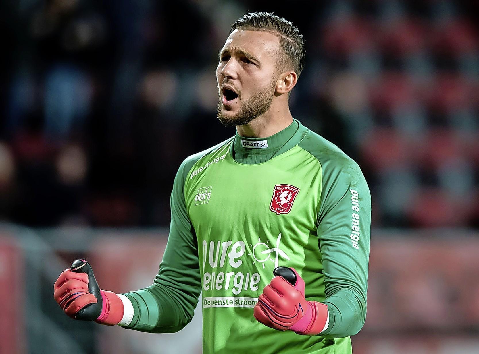 Aan Club Brugge en Bundesliga-clubs gelinkte Joël Drommel aast op vertrek bij FC Twente: 'Ik ben toe aan de volgende stap', vindt de Bussumer