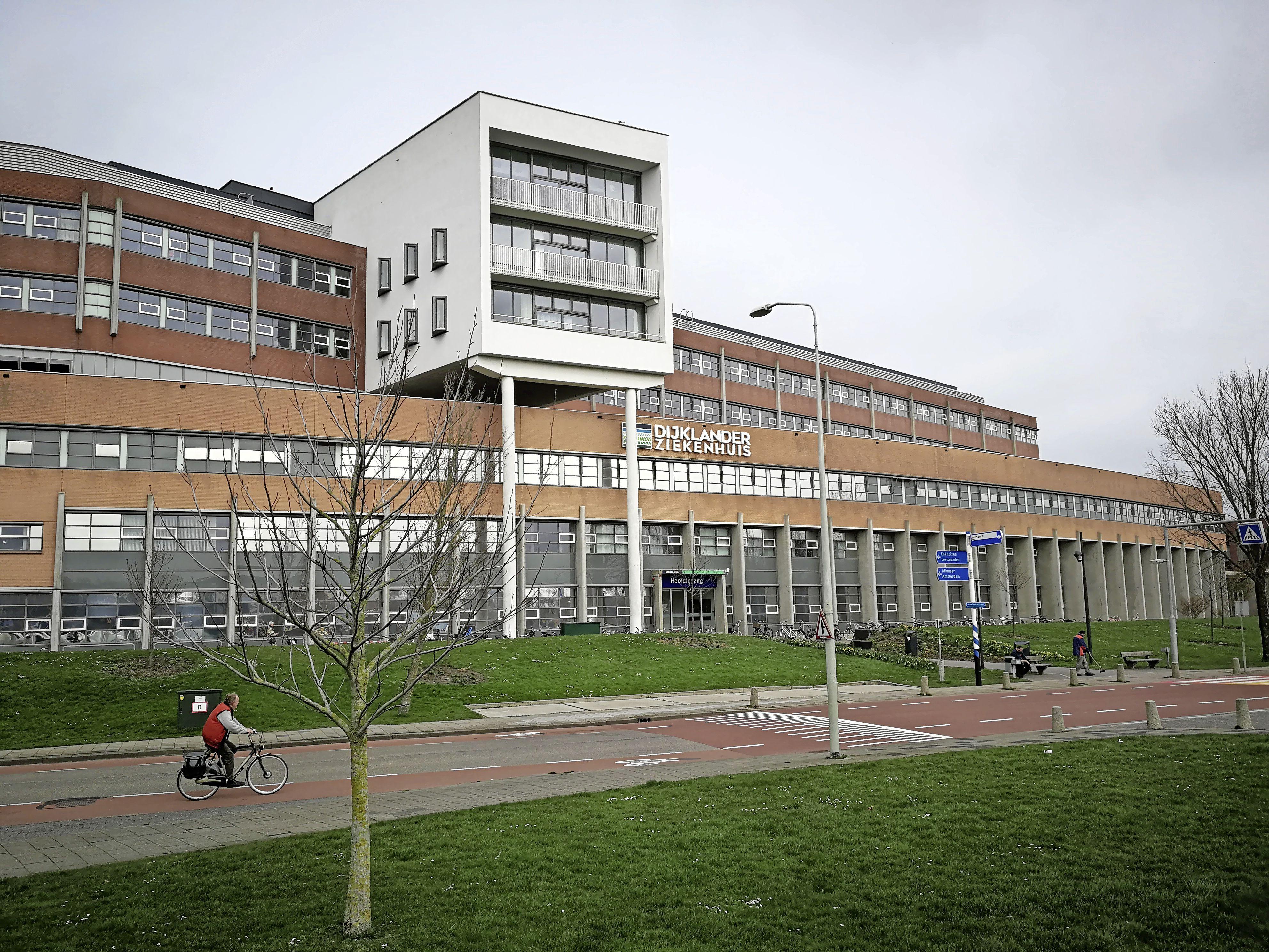 Nog maar twee coronapatiënten in Dijklander Ziekenhuis. Nieuwe uitdaging is nu wegwerken van lange wachtlijsten