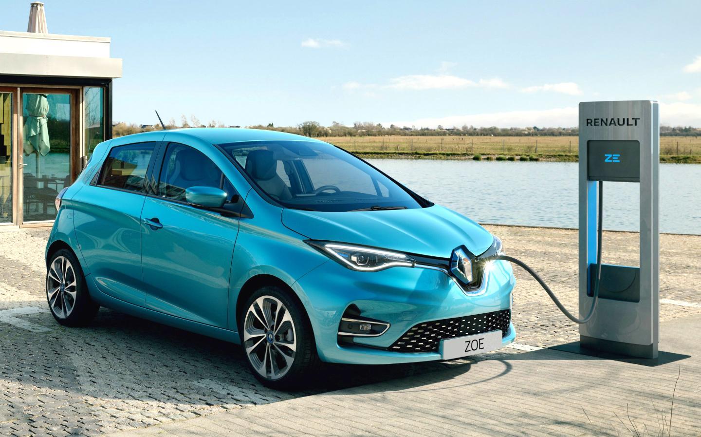 De bestverkochte elektrische auto in Europa is geen Tesla maar een Renault
