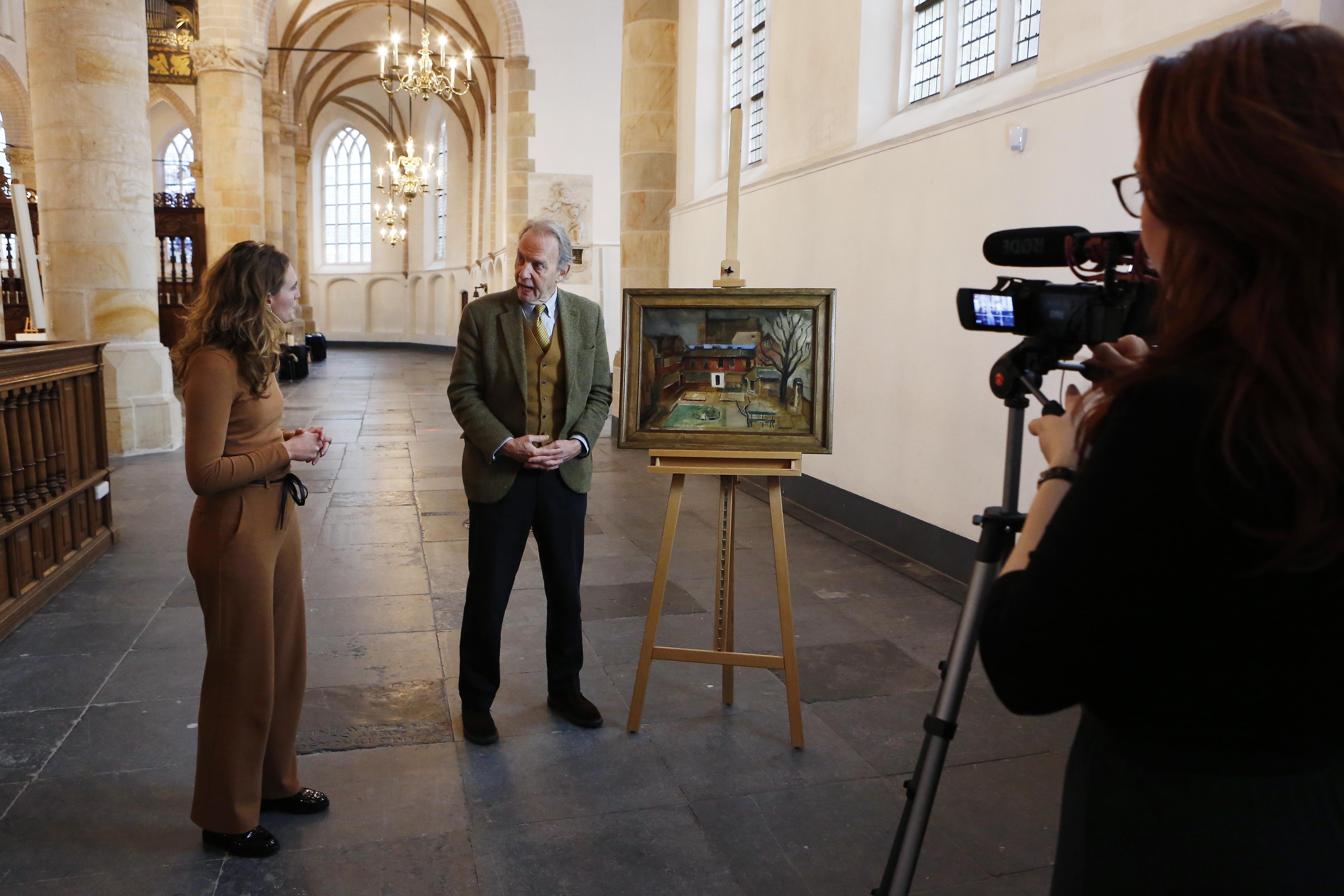Virtueel naar kunst- en antiekbeurs 'Naarden the art fair'; 'Ik hoop dat we volgend jaar met onze jubileumeditie met een grote knaller kunnen terugkomen'