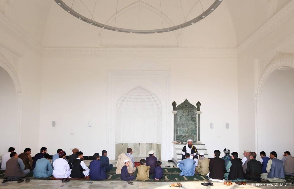 Doden door explosie in moskee Afghanistan
