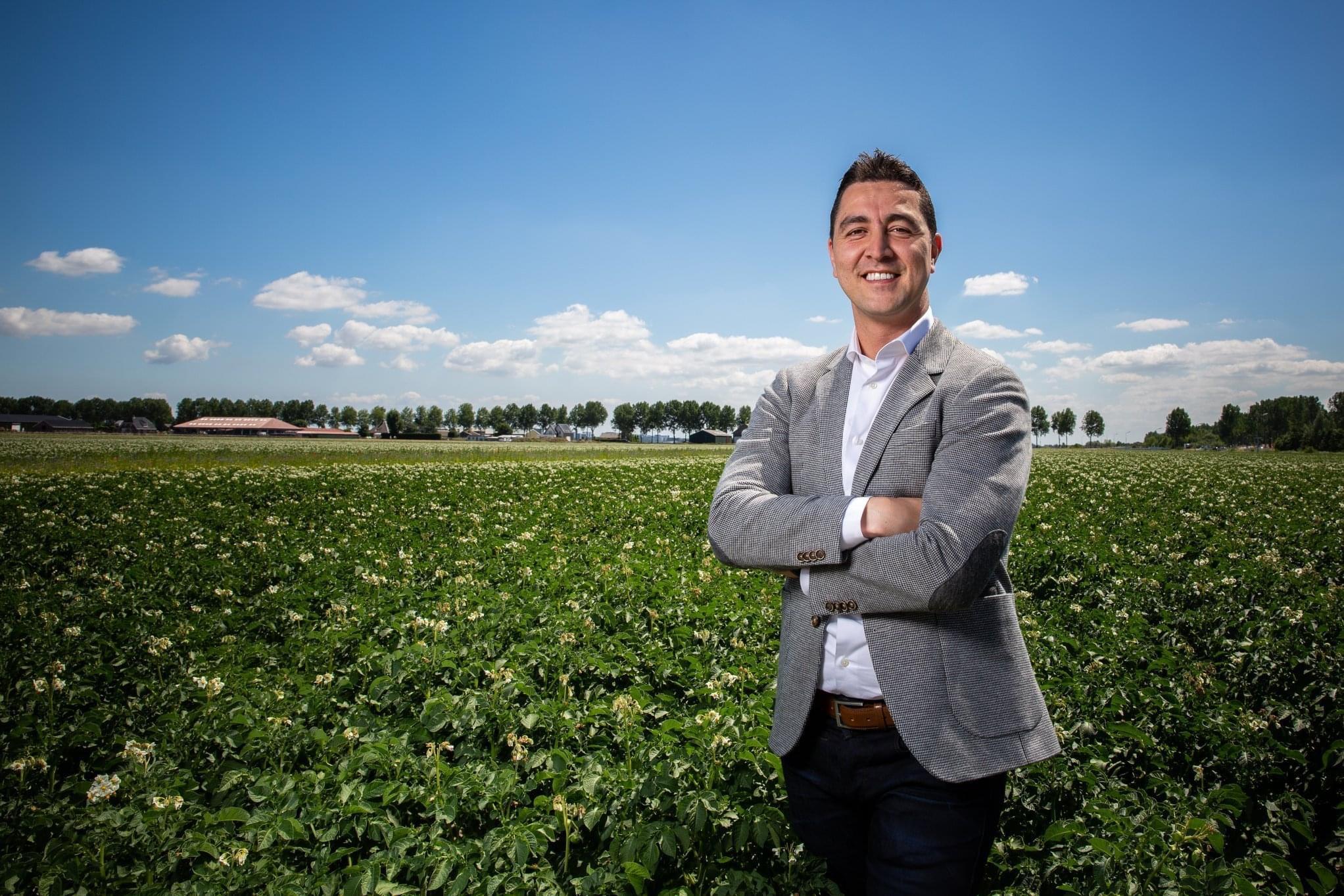 Hoofddorper Charif el Idrissi nieuwe fractievoorzitter van Haarlemmermeerse HAP