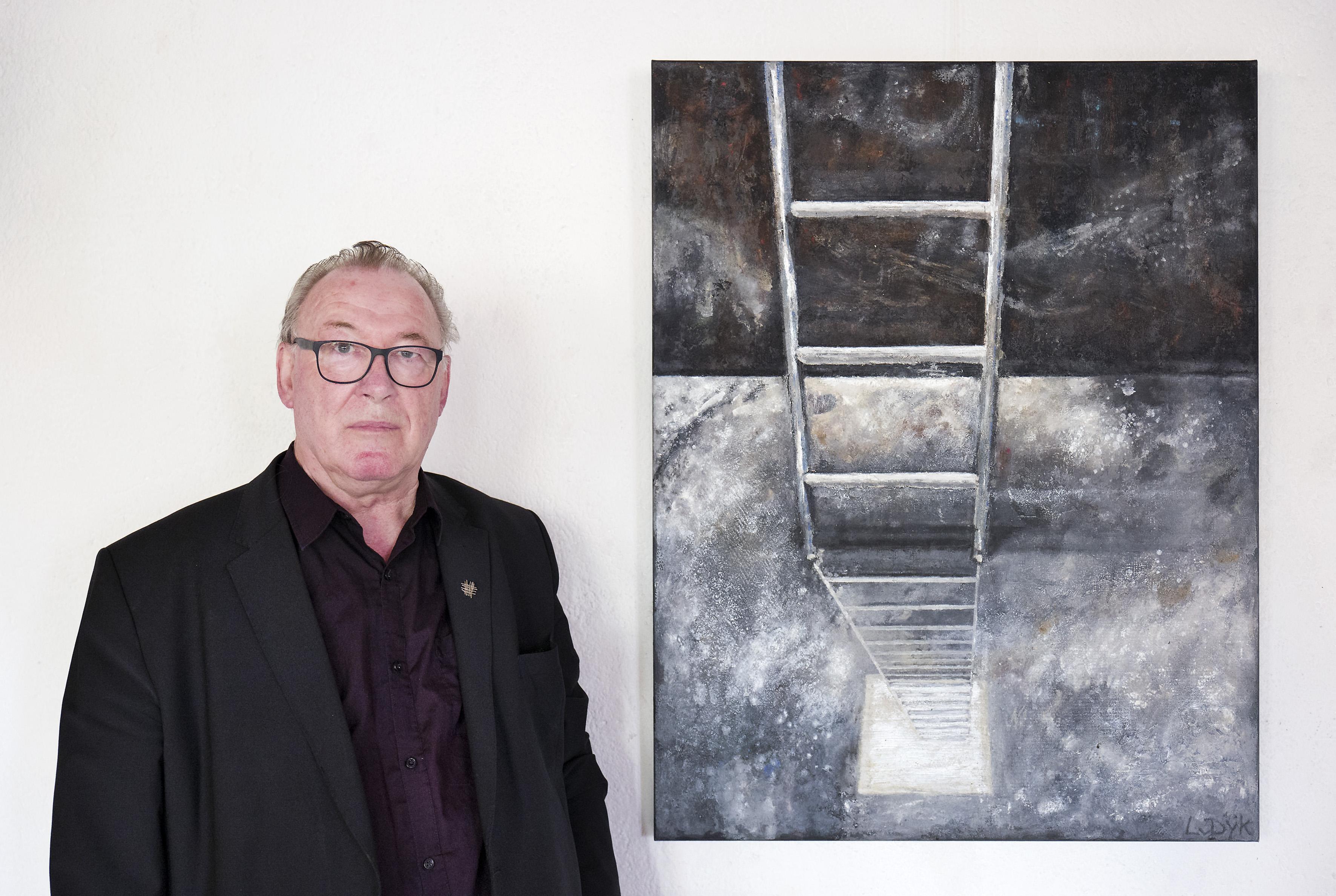 Kunstverzamelaar Meester stelt expositie in De Waag samen