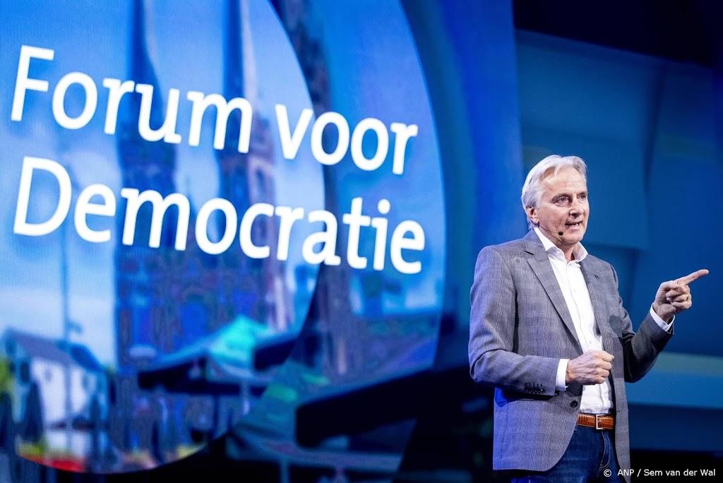 Ook Lokaal Brabant houdt het voor gezien met FVD
