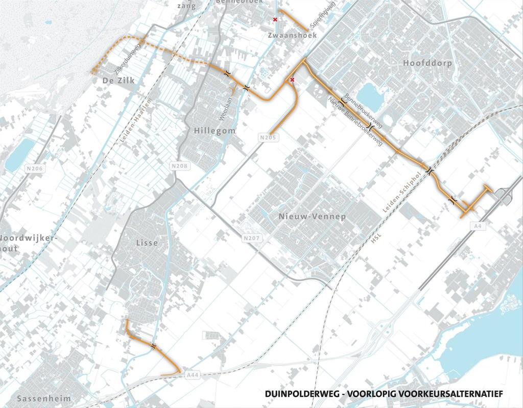 Digitaal congres over bereikbaarheid Bollenstreek, Haarlemmermeer neemt het voortouw