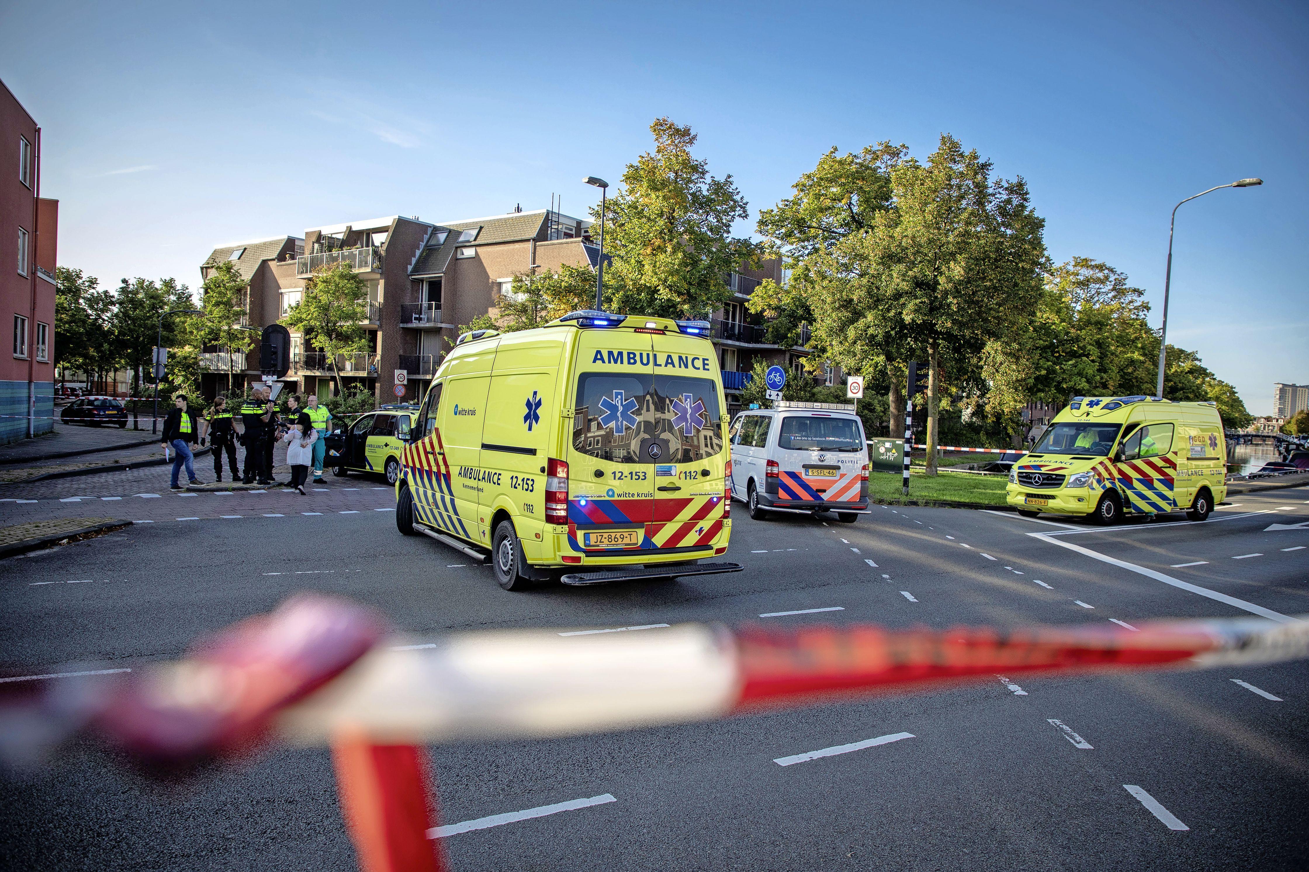 Paar maanden cel voor gewelddadigheden bij Amsterdamse Poort in Haarlem: man geslagen met stalen pijp en gesneden met stanleymes