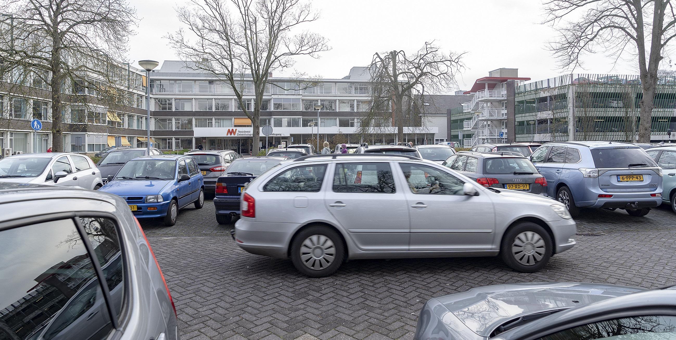 Ziekenhuizen in Noord-Holland innen jaarlijks ruim 2 miljoen euro aan parkeergeld