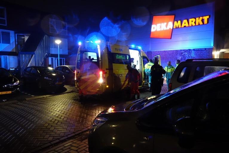 Jonge dader van bijna dodelijk steekincident bij supermarkt in Zaandam hoort tien maanden jeugddetentie eisen